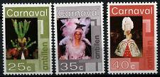 Netherlands Antilles 1977 SG#628-630 Carnival MNH Set #D55105