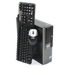 Dell Optiplex 960 SFF Desktop 4GB Ram 250GB HDD Windows 10 Pro Intel C2D 3.0GHz