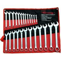 25pc Metric Combination Ring Open Ended Spanner Set 6 - 32mm (Neilsen CT0795)