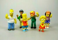 The Simpsons 6 Figuren Set Sammlerfiguren Matt Groening 2015 Fox