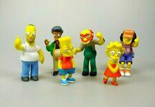 The Simpsons 6 Figuren Set Sammlerfiguren Matt Groening 2015 Fox