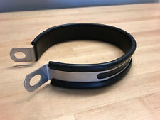 MOTORCYCLE EXHAUST END CAN HANGING STRAP 28mm NEW UK SUPPLIED