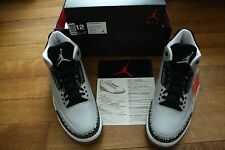 Air Jordan 3 Wolf Grey, Brand new in box