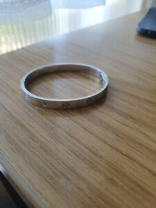 18ct Gold Love Bracelet ( Cartier )