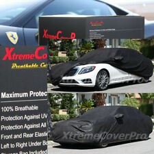 2007 2008 2009 Mercedes S550 S600 Breathable Car Cover w/MirrorPocket
