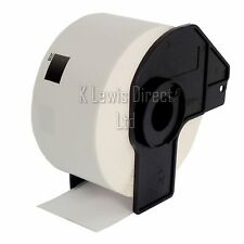 5x Brother Compatible DK-22210 Printer Labels 29mm Roll+Spool for QL-560 QL-570
