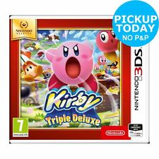 Kirby: Triple Deluxe Nintendo Selects 3DS Game 7+ Years