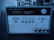 Keysight/Agilent E3647A DC Power Supply 60V/0.5A, 35V/0.8A - E3646AE3648A/E3649A