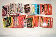 STAR WARS ESB ROTJ TOPPS  gum Trading cards 60's 70's 80's movie lot vintage