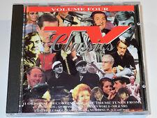 Tony Hatch Crossroads etc. Laurie Johnson TV CLASSICS VOLUME FOUR Soundtrack CD
