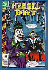 AZRAEL Agent Of The Bat # 53 - 1999 DC  (vf-) No Man's Land - Joker & Batman