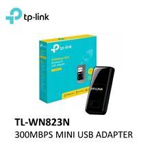 TP-Link TL-WN823N N300 Mini USB Wireless Dongle WiFi Network Adapter 300 Mbps