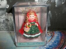 Little Red Riding Hood`2000`Merry Miniatures-Collection,Hal lmark Figurine->New