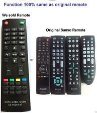 New Replaced Remote sub GXBD GXBM MC42NS00 CS-90283-1T GXFA GXAB GXBC GXCC Sanyo