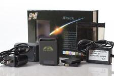 Advanced GSM GPRS Surveillance w/ iTrack Portable GPS Devices for Car