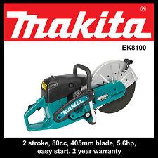 Makita EK8100 2 Stroke Concrete Saw