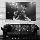 Muhammad Ali vs Joe Frazier Boxing Fighter Poster Wall Mural on Canvas