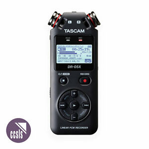 Tascam DR-05X 2-Channel Linear PCM Recorder