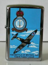 Zippo Spitfire the battle of britain their finest hour