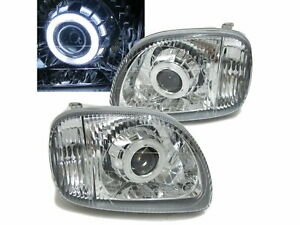 March K11 98-02 FACELIFT Hatchback CCFL Projector Headlight CH for NISSAN LHD