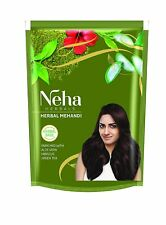NEHA HERBAL MEHANDI (55 Gm) Neha Mehndi Use for Hair and Hand Natural Color