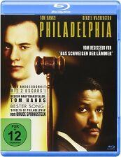Blu-ray PHILADELPHIA # Tom Hanks, Denzel Washington ++NEU