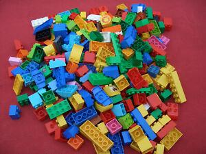 110 Teile Lego Duplo XL  Starterset = 80 Grundbausteine + 30 Sondersteine