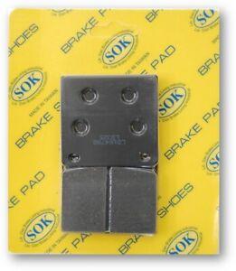 REAR BRAKE PADS fit SUZUKI GS 1000 1100  1978-1984 GS1000 GS1100 (D325