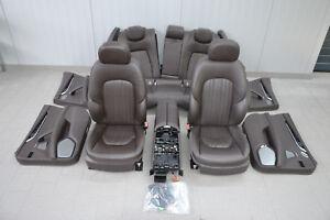 Maserati Ghibli S Seats Interior Leather Trim Seat