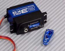 WATERPROOF HighTorque METAL Gear CORELESS SERVO 23KG For RC Trucks + METAL HORN