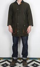 """Blue Riband Wax Jacket Coat Medium 38"""" 40"""" Green (LKBW)"""