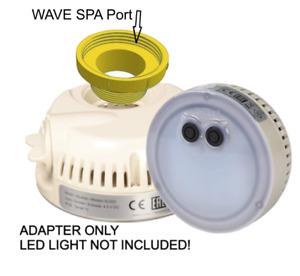 WAVE SPA & Canadian Spa Grand Rapids Intex LED Light Adapter Adaptor
