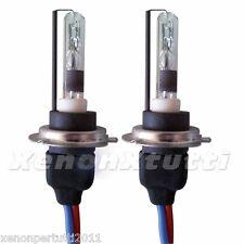 COPPIA LAMPADE XENON FARI XENO H7R 5000K METAL METALLO
