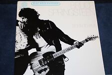 BRUCE SPRINGSTEEN- BORN TO RUN HALF SPEED MASTERED AUDIOPHILE RECORD LP 1982