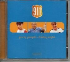 (AI415) 911, Party People ... Friday Night - 1997 CD