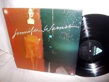 JENNIFER WARNES-SELF TITLED-ARISTA 4062 NO BARCODES NM/VG+ VINYL RECORD ALBUM LP