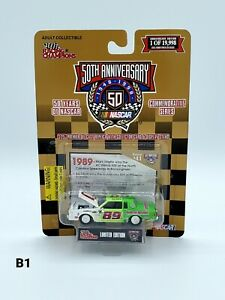 Racing Champions 50th Anniversary Nascar 1989 Issue #41 Diecast car
