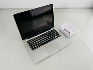 Apple MacBook Pro 5,5 A1278 13.3 in Laptop 2 Duo P7550 2.26 GHZ 4GB 500 GB HDD
