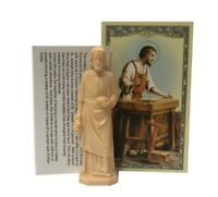 St Joseph Statue Home Selling Kit Saint House Seller Figure & Instruction