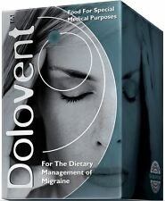Dolovent - Management of Migraine 120 Capsules (Pack of 2)