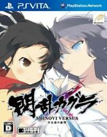 USED PS Vita Senran Kagura SHINOVI VERSUS Video Games