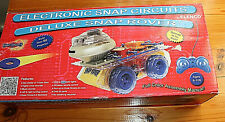 Elenco Snap Circuits Deluxe Rover with Remote Complete Set in Box ModelSCROV-50