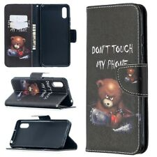 Book Style Handy Tasche Schutz Hülle  Xiaomi Redmi 9a / 9AT Bär