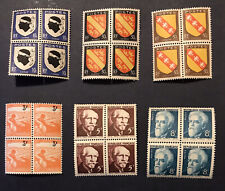 France 1946 - 1948 Collection MNH