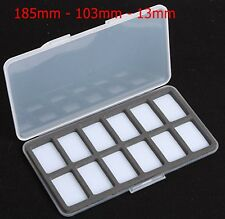 Slimline Magnetic 12 Compartment Fly Box  ( WA )