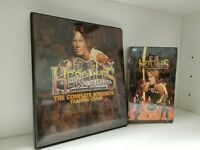 Hercules The Complete Journeys 3-ring Card Album With Promos & Trading Card BOX