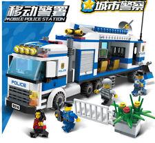 Gudi Ciudad Camión comisaría móvil modelo Bloques de Construcción Figuras  Niños Juguetes ed956406cb9