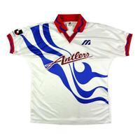 1993-95 Kashima Antlers Maglia Away L  SHIRT MAILLOT TRIKOT