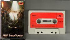 Abba    MC / Tape / Kassette  SUPER TROUPER   © 1980