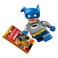 LEGO Minifigure DC CMF 71026 - Bat-Mite - Brand new - Sealed Bag